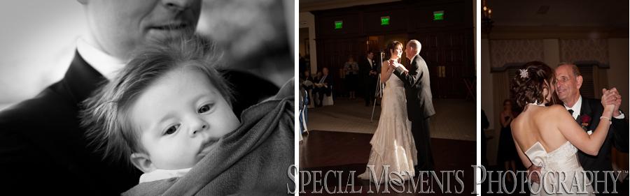Polo Fields Country Club Ann Arbor MI wedding photograph