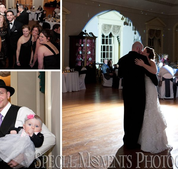 Tiffany & Jeremy: Martha-Mary Chapel & Lovett Hall Wedding Photos Greenfield Village Dearborn