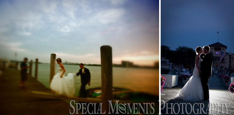 Christina Amp Nicholas Detroit Yacht Club Wedding Special