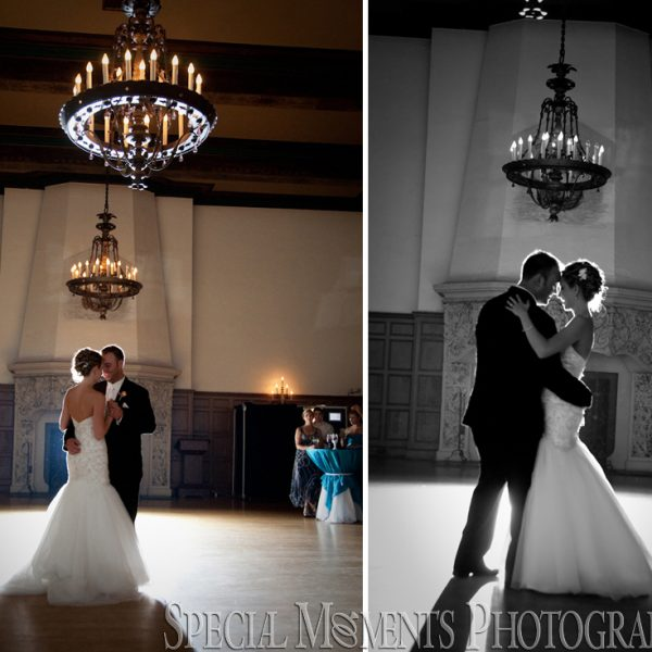 Christina	& Nicholas: Detroit Yacht Club Wedding & Reception