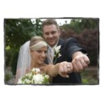 St. Matthew Lutheran Walled Lake Wedding Photograph