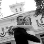 Burton Manor Livonia MI Wedding Photograph