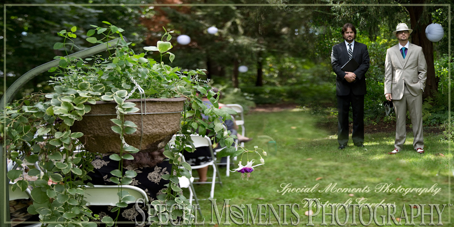 Westcroft Gardens Grosse Ile MI wedding photograph