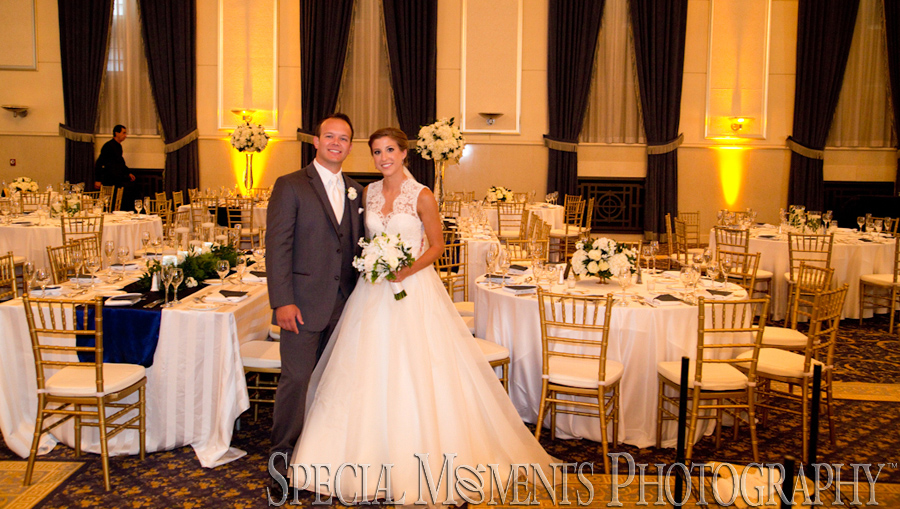 St. John Inn Plymouth MI wedding photograph