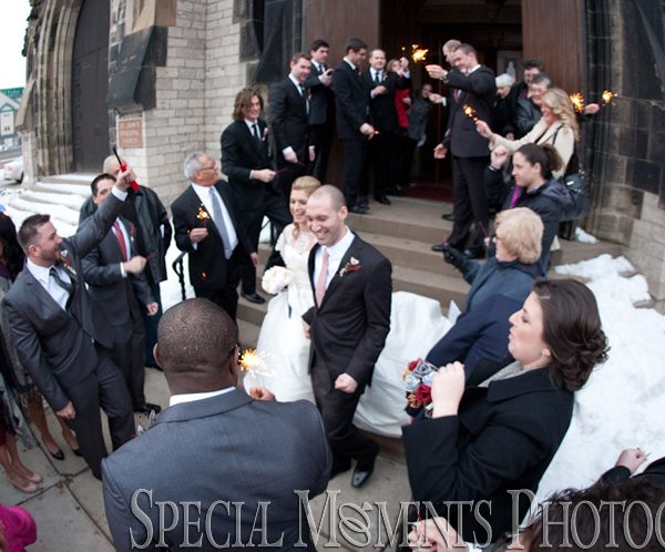 Jami  & Brad: St. John Episcopal Church Detroit & Atheneum Detroit Wedding