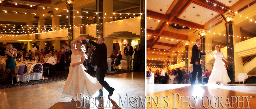 Atheneum Suite Hotel Detroit MI wedding photograph