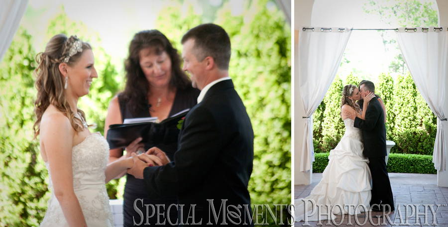 Nicole & Craig: Crystal Gardens Howell MI Wedding | Special Moments ...