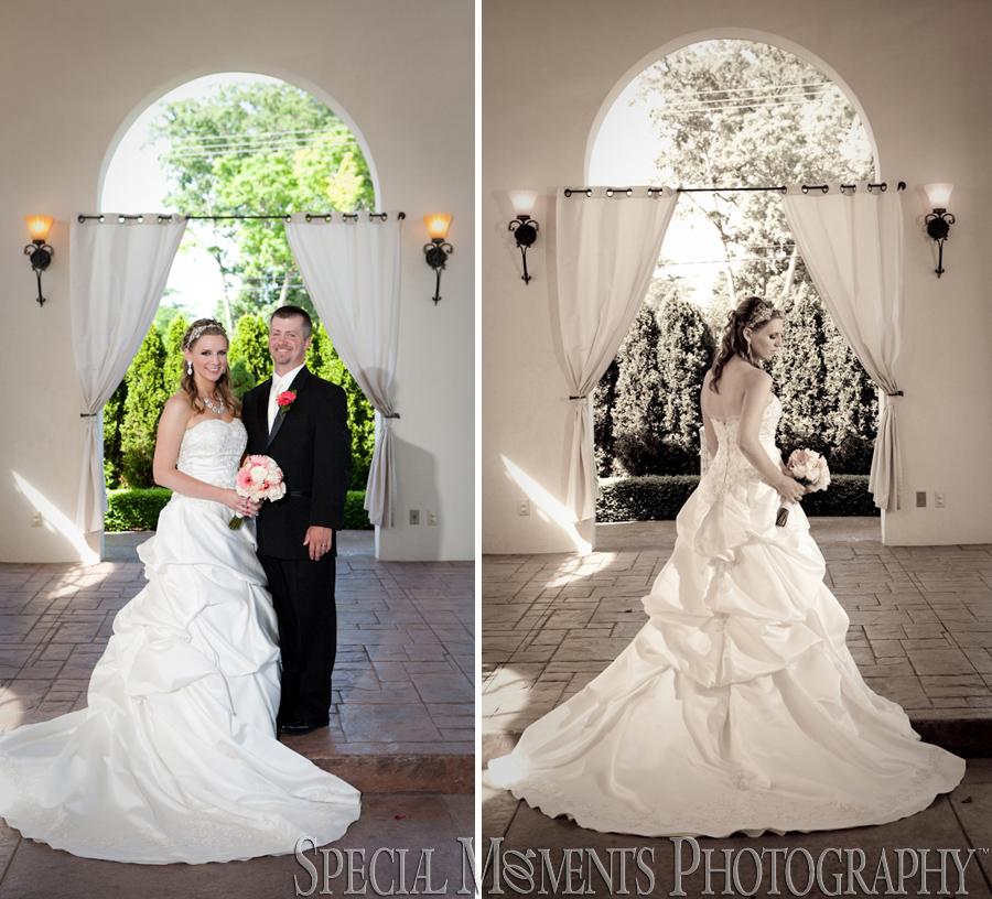 Oak Arbor Reception: Nicole & Craig: Crystal Gardens Howell MI Wedding