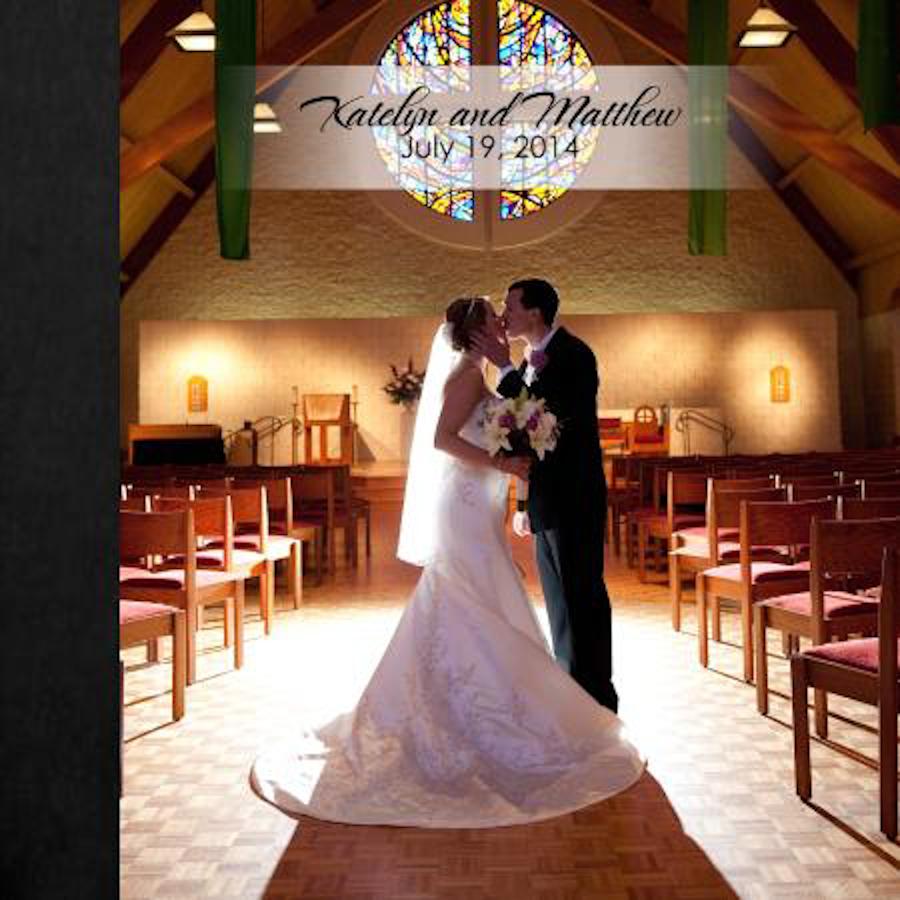 St. James the Greater Novi MI wedding photograph