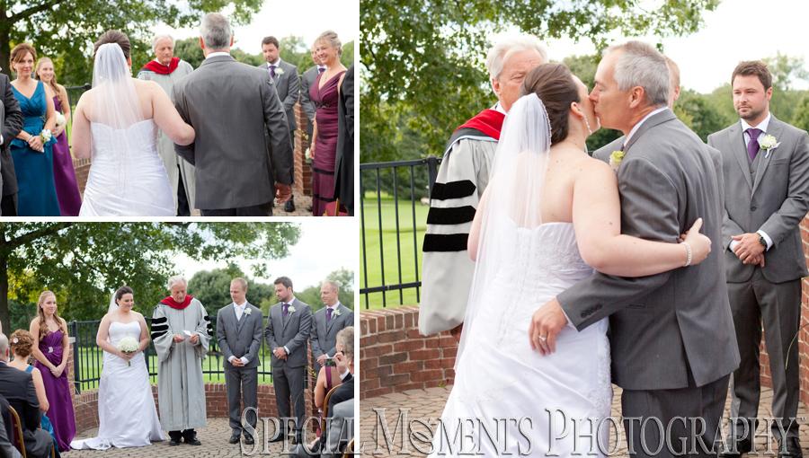 Dunham hills wedding