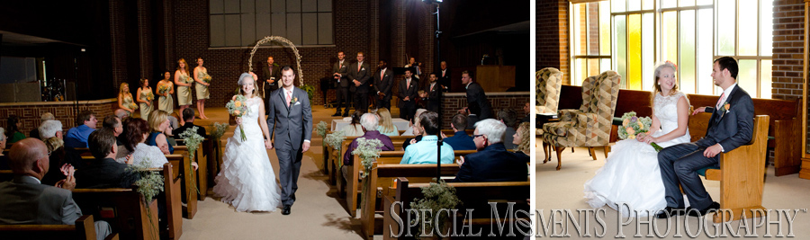 Grace Bible Church Ann Arbor MI wedding photograph