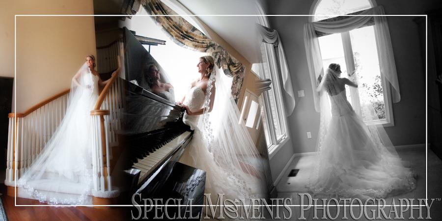St. Paul Catholic Grosse Pointe Farms MI wedding photograph