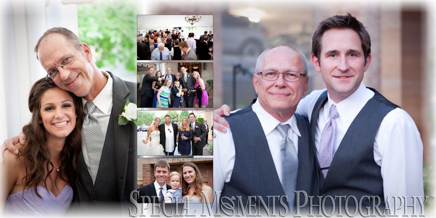 The Reserve Birmingham MI wedding photograph