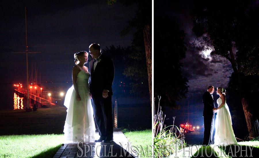 Grosse Pointe Club Grosse Pointe Farms MI wedding photograph