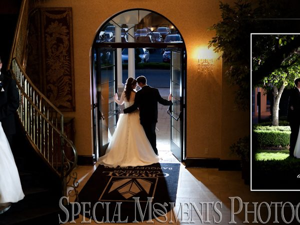 Daniel & Shelby: Wedding Album Design from their Crystal Gardens Howell MI Wedding & Reception