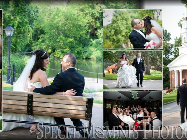 Dino & Angela: Wedding Album Design from The Italian American Club Livonia MI Wedding Reception