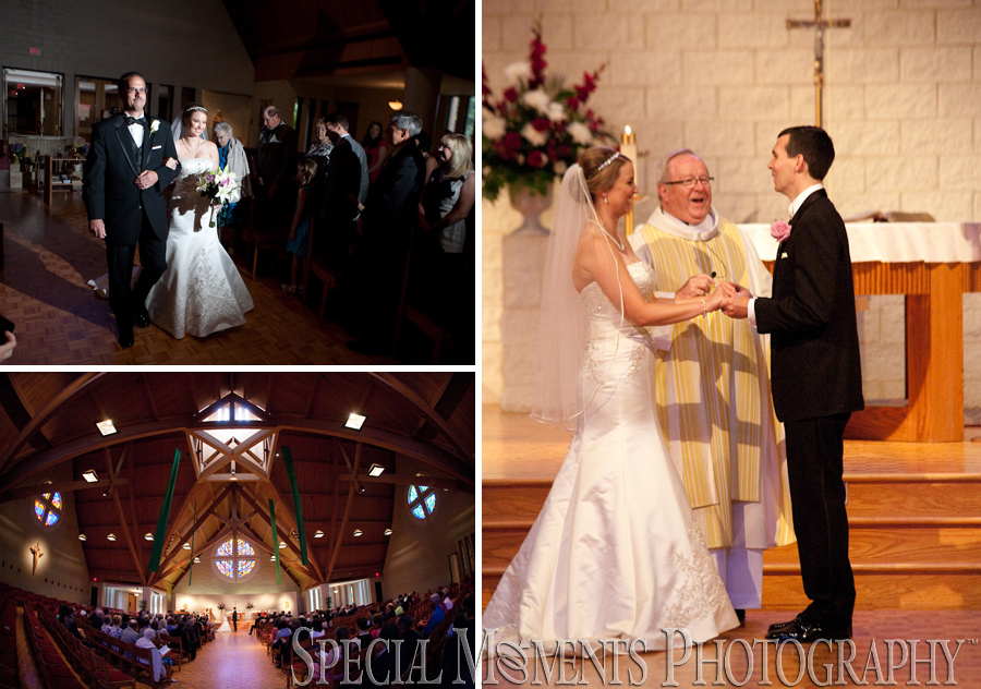 St. James the Greater Novi MI wedding photograph