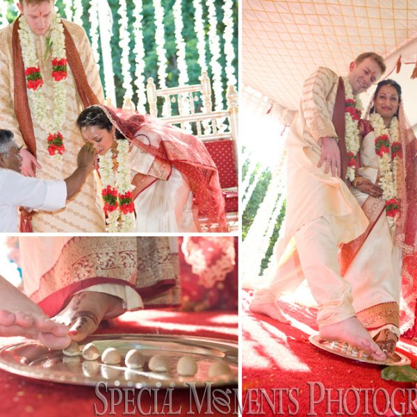 Smitha & Mike: Cranbrook Art Museum Bloomfield Hills Hindu Wedding Ceremony