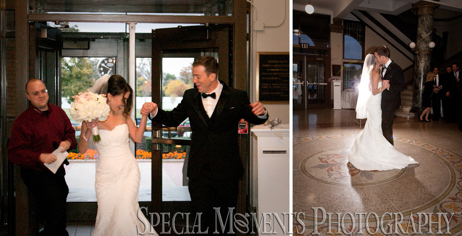 Belle Isle Casino Detroit MI wedding photograph