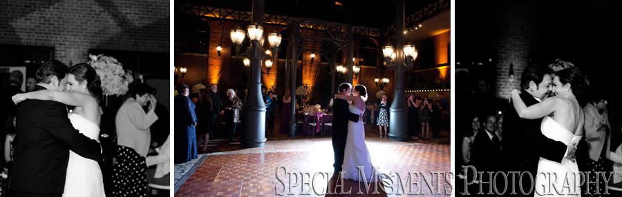 Inn At Saint John Atrium Ballroom Plymouth MI wedding photograph