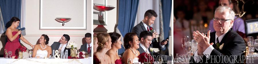 Inn at St. John's Grande Ballroom Plymouth MI wedding photograph