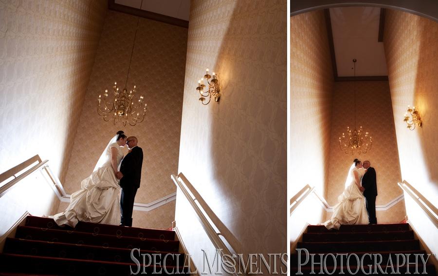 Dearborn Inn Alexandria Ballroom Dearborn MI wedding photograph
