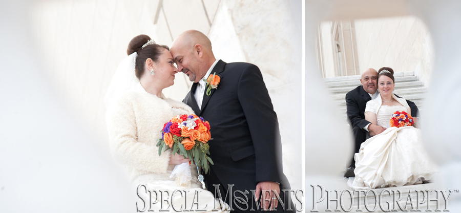 DIA & Belle Isle Detroit MI wedding photograph