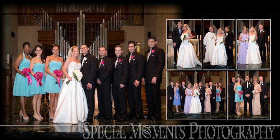 Inn at St. John's Plymouth MI wedding photograph