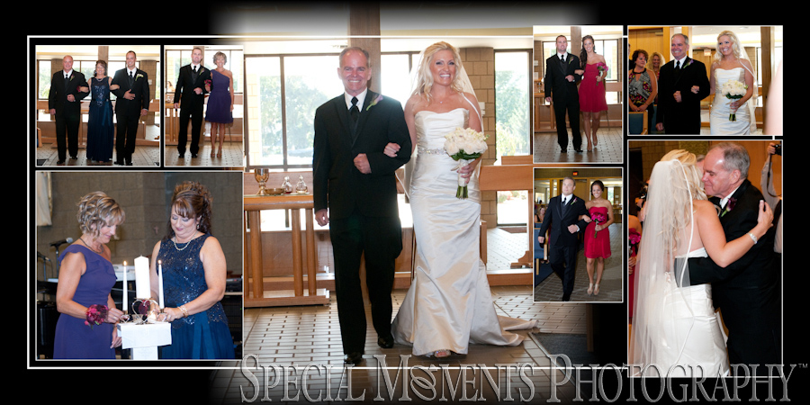 St. Kenneth Plymouth MI wedding photograph