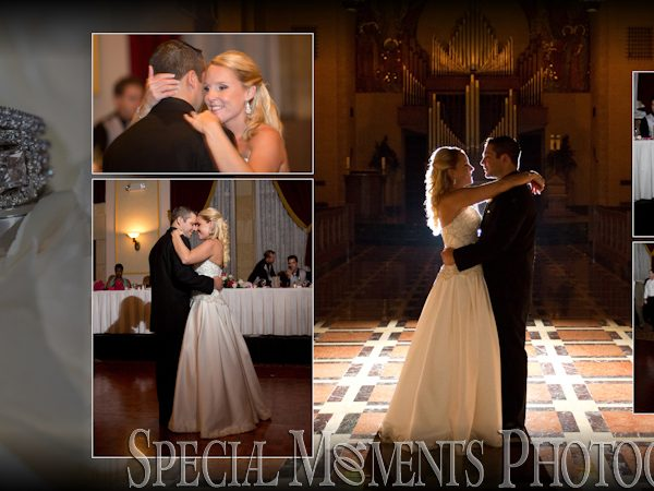 Jeffrey & Melissa's Wedding Album Design: Inn At st John's Chapel Plymouth & St. John's Galilee Ballroom Plymouth