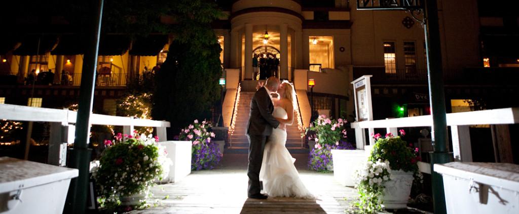 Detroit Yacht Club Detroit / Belle Isle MI wedding photograph