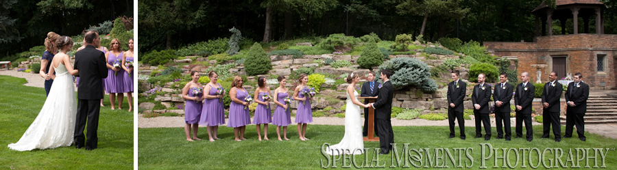 Meadow Brook Hall Rochester MI wedding photograph
