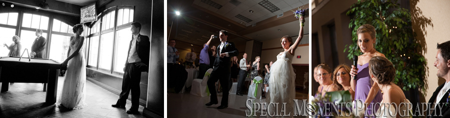 Stone Creek Banquet Hall Flat Rock MI wedding photograph