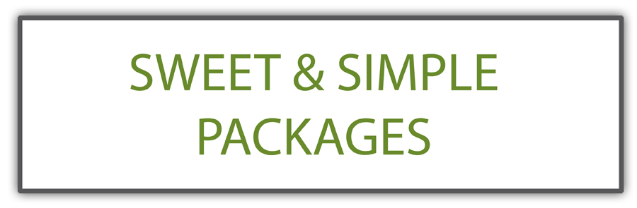 Sweet & Simple Packages
