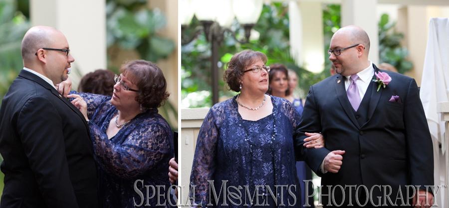 Embassy Suites Livonia MI wedding photograph