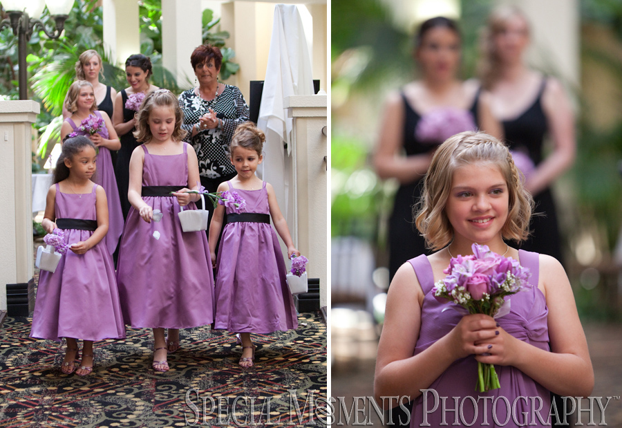 Embassy Suites Livonia MI wedding photograph