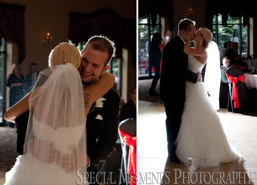 Crystal Gardens Southgate MI wedding photograph