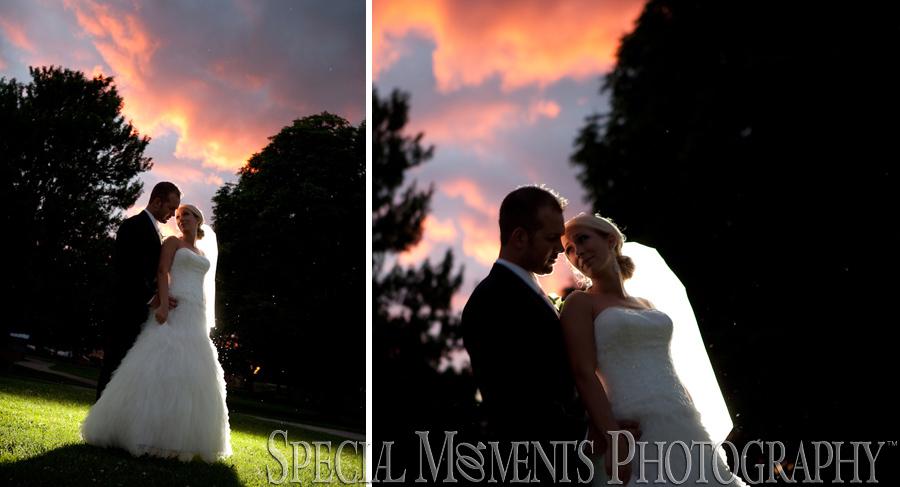 bishop park downtown wyandotte MI wedding photograph