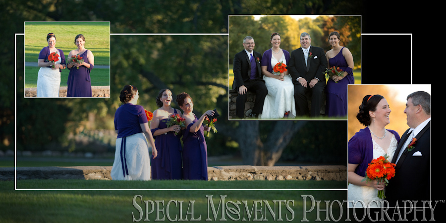 Western Golf & Country Club Redford MI wedding photograph