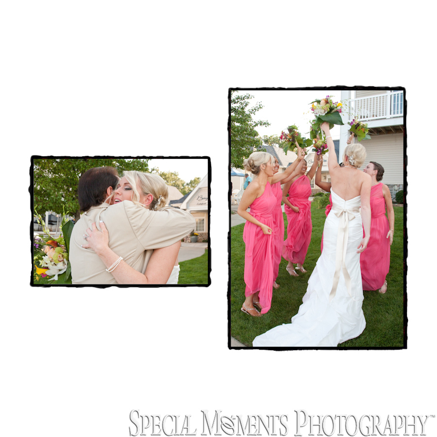 Bay Pointe Inn Shelbyville MI wedding photography