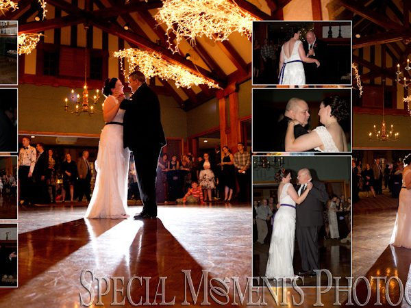 Eric & Meagan's Wedding Album Design: Automotive Hall of Fame Dearborn & Western Golf Club Redford MI