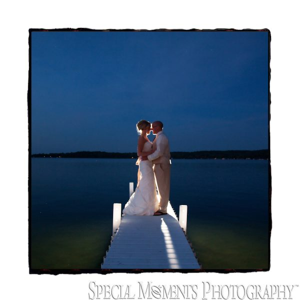 Joshua & Kayla: Bay Pointe Inn Shelbyville MI Wedding & Reception