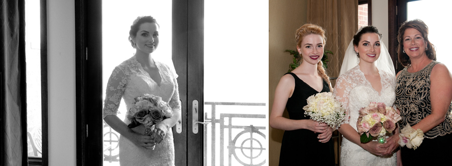 Inn At Saint John Hotel Plymouth MI wedding photograph
