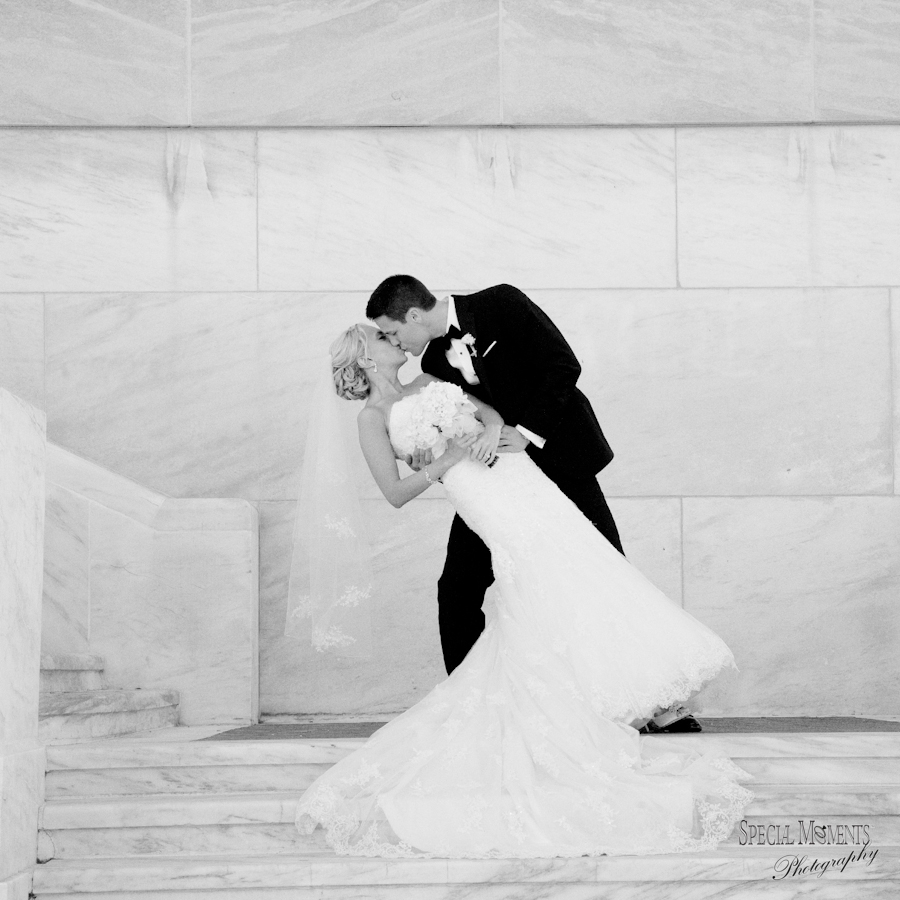 DIA Detroit MI wedding photograph