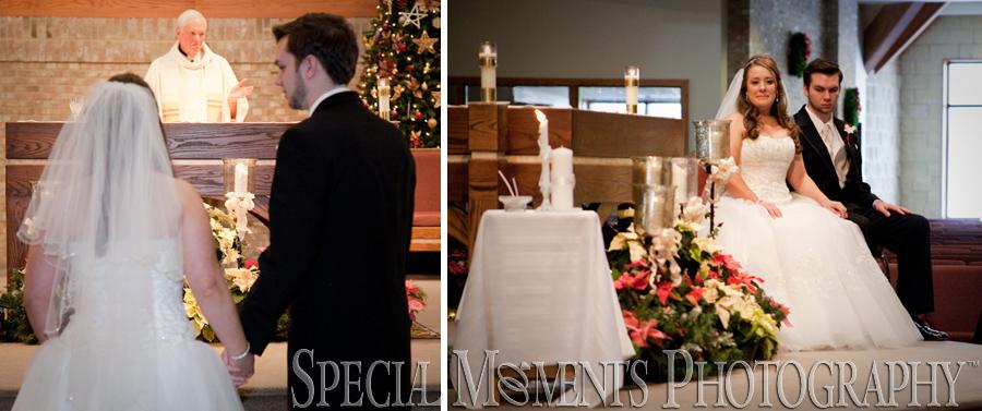 St. Thomas A-Becket Canton MI wedding photograph