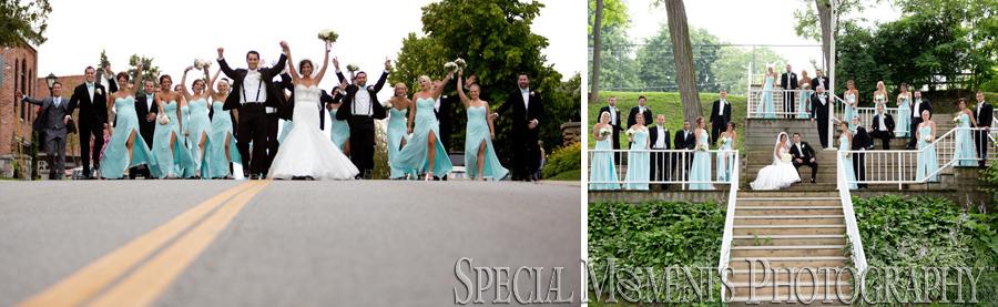 St. Denis Ave Maria Parish Lexington MI wedding photograph