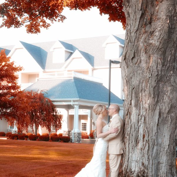 Kayla & Joshua: Bay Pointe Inn Shelbyville MI Wedding & Reception