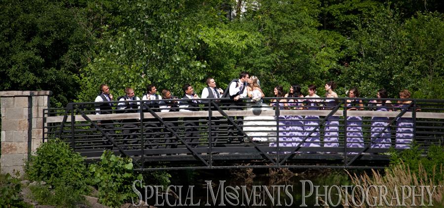 Shain Park Birmingham MI wedding photograph