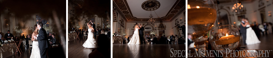 The Colony Club Detroit MI wedding photograph