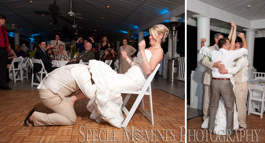 Bay Pointe Inn Shelbyville MI wedding photograph